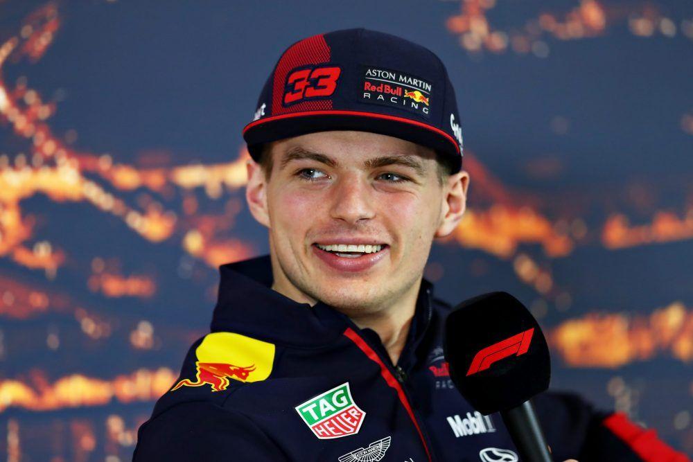 """Verstappen: """"Estoy muy contento en Red Bull, no hay ninguna razón para irme a otro sitio"""""""