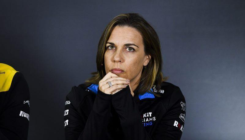 Claire Williams visualiza una crisis económica en la F1