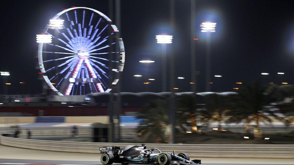 No habrá publico en el Gran Premio de Bahréin de Fórmula 1