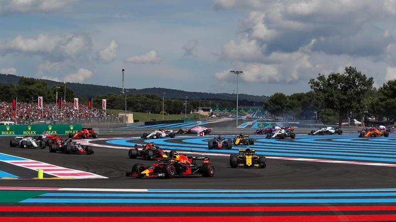 El GP de Francia podría tener cambios en 2020