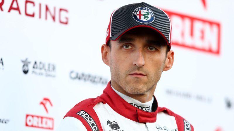 """Kubica: """"Me decanté por Alfa Romeo porque me dieron la oportunidad de combinar ser piloto de pruebas y competir en otras categorías"""""""