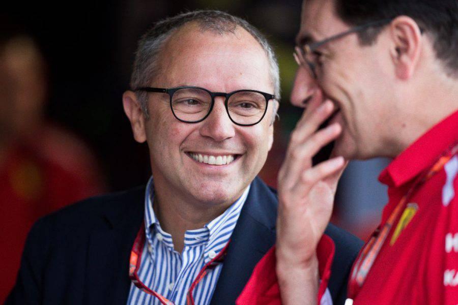 Vuelven los rumores sobre la vuelta de Stefano Domenicali a Ferrari