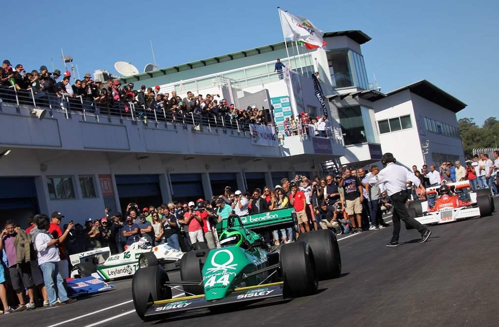 El Circuito de Estoril homologado con el Grado 1 de la FIA