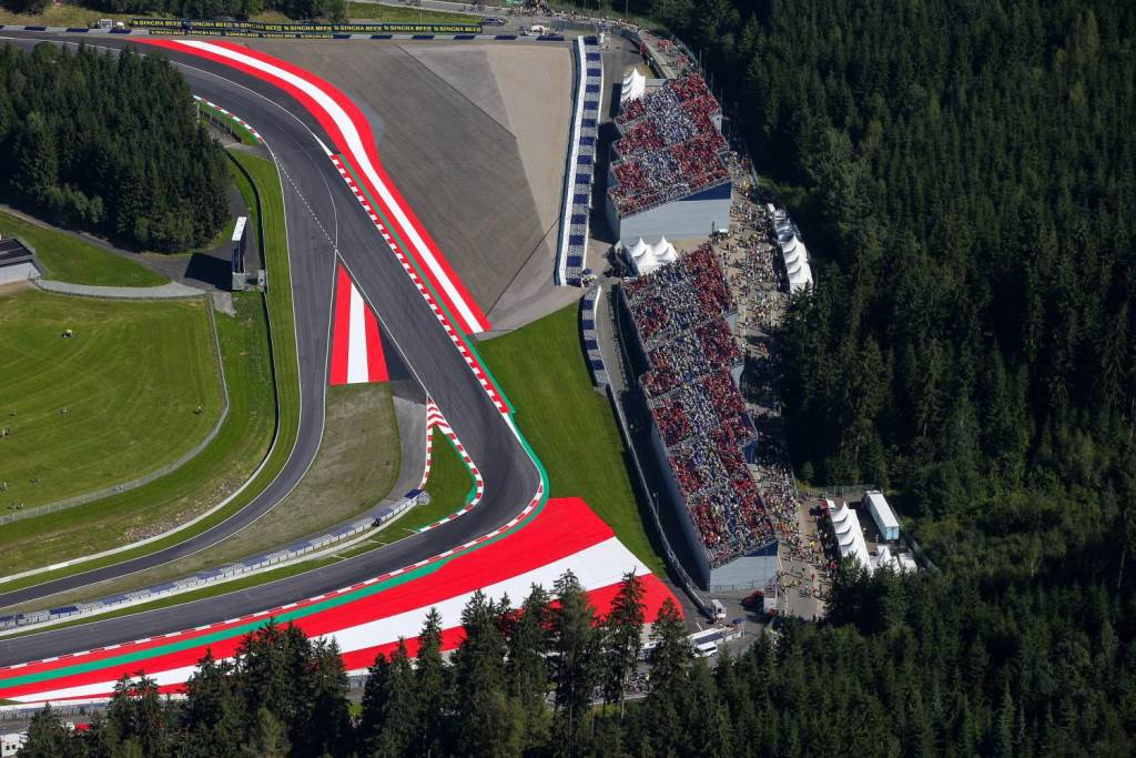 Liberty Media recibe la aprobación para celebrar 2 carreras en Austria
