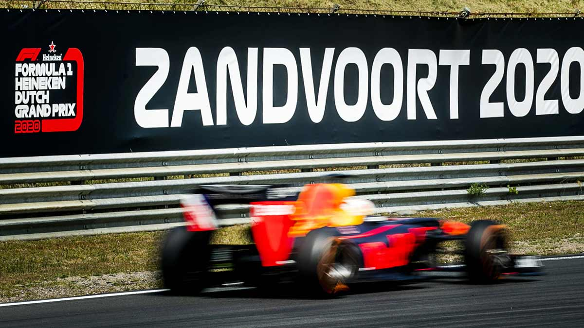 "Jan Lammers: ""No creo que sea probable que el GP de Holanda se dispute en 2020"""