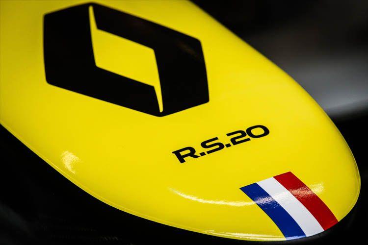 Renault confirma su continuidad en la Fórmula 1