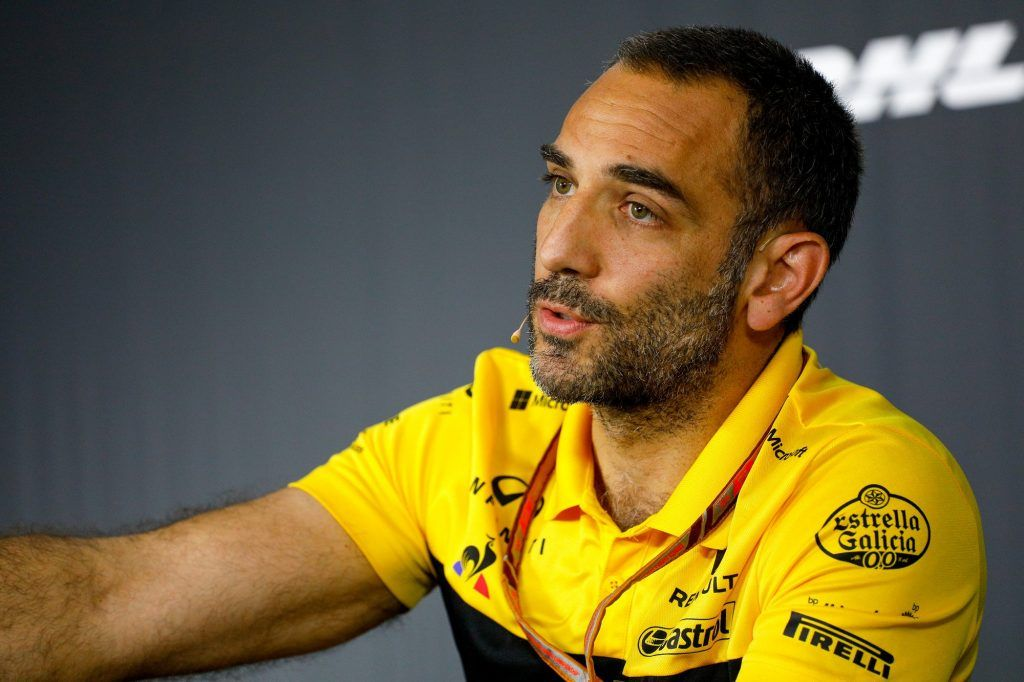 "Abiteboul sobre el futuro de Renault: ""Creemos que la F1 es importante para nuestro marketing"""