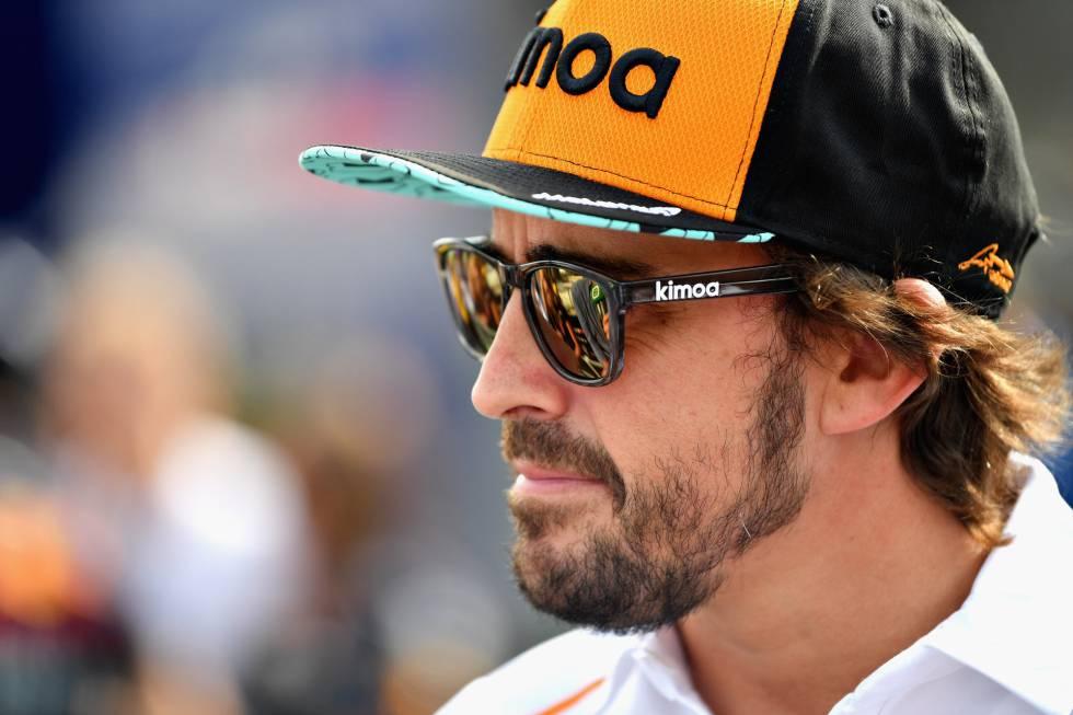 """Abiteboul: """"Fernando Alonso es una opción para Renault en 2021"""""""