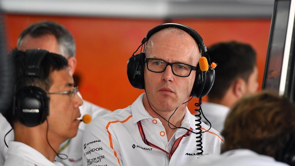 OFICIAL: Simon Roberts nuevo director gerente del equipo Williams