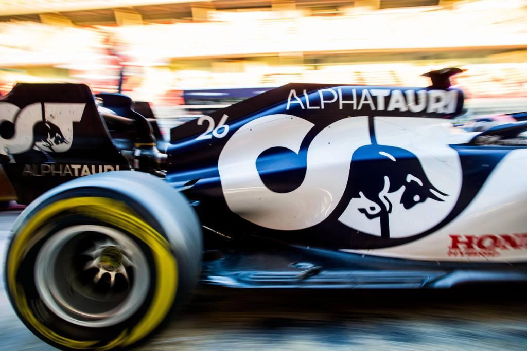 Alpha Tauri hará un 'filming day' con el coche de 2020