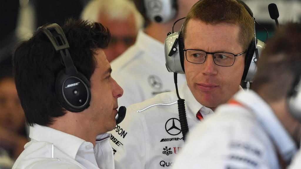 Andy Cowell, director de motores, abandona Mercedes AMG F1