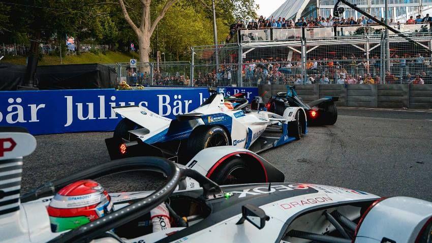 La Fórmula E vuelve a la actividad en agosto con seis carreras en Berlín