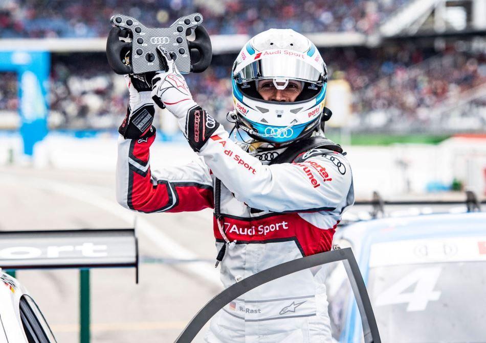 René Rast elegido por Audi para ocupar el lugar de Daniel Abt