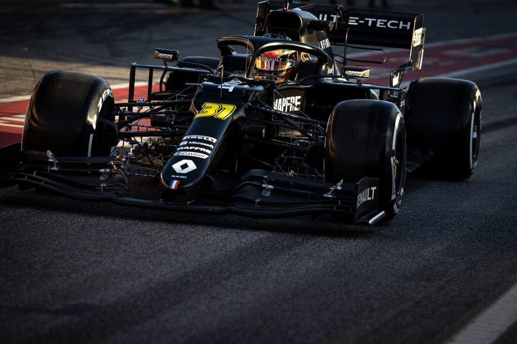 Renault confirma mejoras en el RS20 previo al comienzo del campeonato
