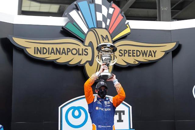 Scott Dixon gana el Grand Prix de Indianápolis 2020