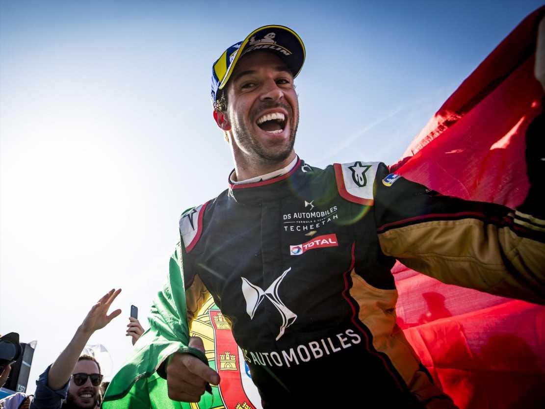 Da Costa consigue la victoria en la primera carrera de Berlín
