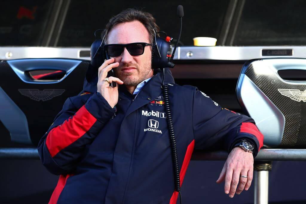 Horner confirma que Red Bull planea hacer su propio motor a partir de 2025