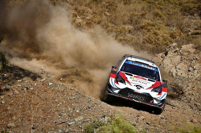 Elfyn Evans conquista el Rallye de Turquía y se encamina al título del WRC