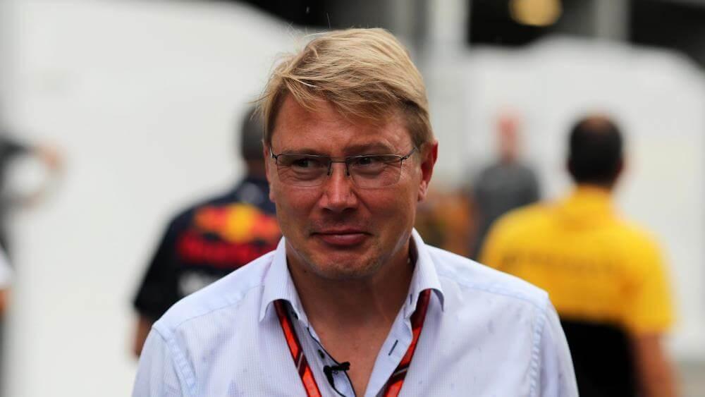 Mika Häkkinen y Valtteri Bottas serán compañeros en la Race Of Champions 2022
