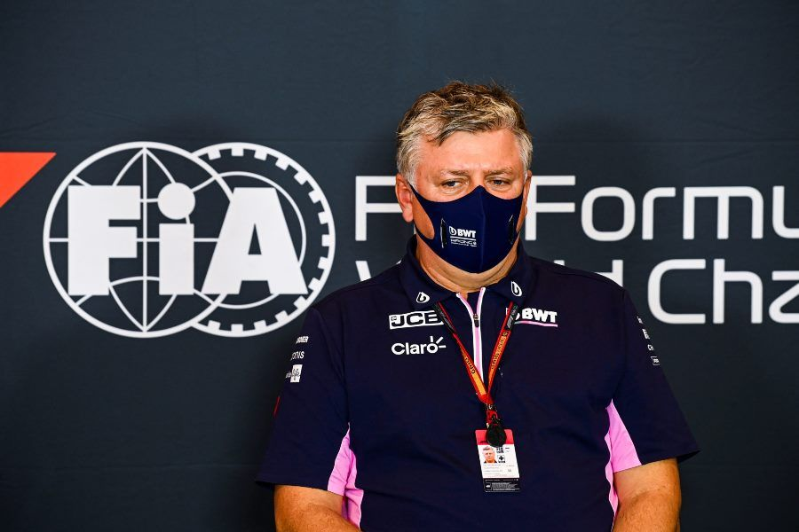 Szafnauer cree que Lance Stroll tiene todo para desafiar a Sebastian Vettel