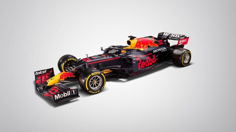 Red Bull Racing presenta su monoplaza para 2021; el RB16B