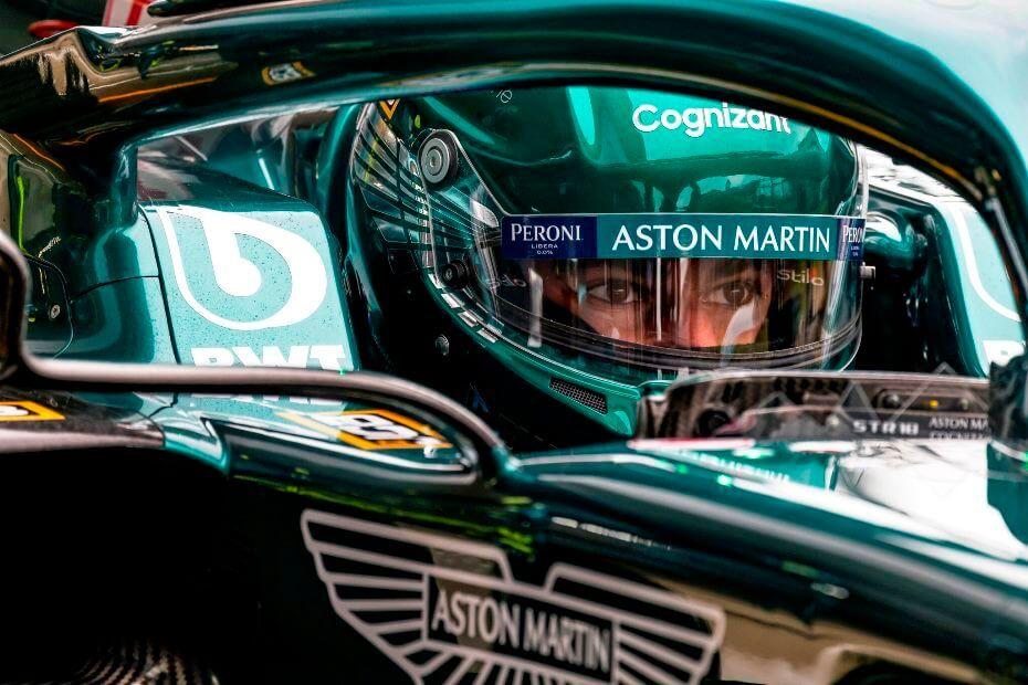 El nuevo proyecto de Aston Martin despierta mucho interés de los patrocinadores