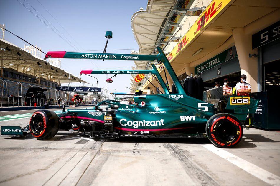 """Sebastian Vettel sincero: """"No tengo la velocidad suficiente para entrar entre los diez primeros"""""""