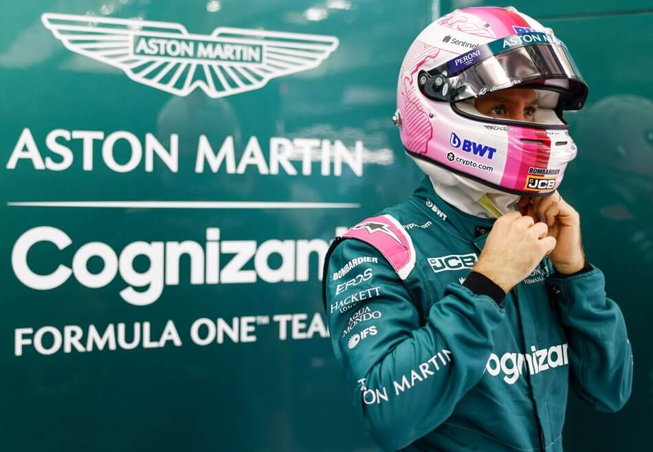 Sebastian Vettel espera tener un fin de semana sin complicaciones en Portugal