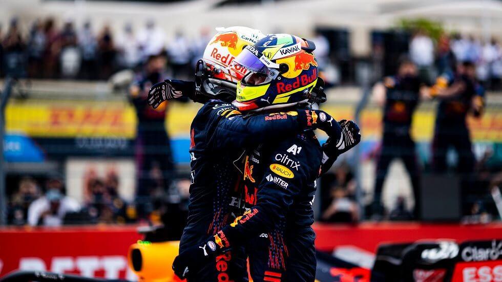 Christian Horner cree que la dupla Verstappen-Pérez está por encima de las anteriores