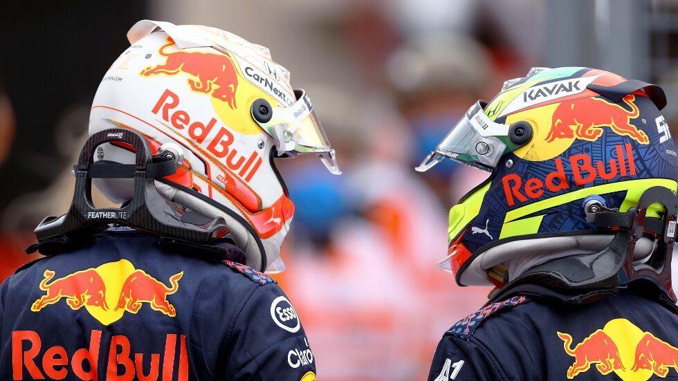 Max Verstappen apoya la continuidad de Pérez en Red Bull para 2022
