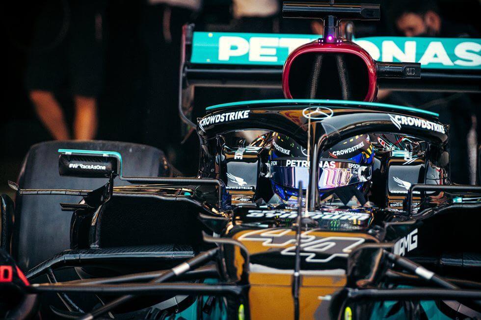 """Lewis Hamilton frustrado con el resultado de la 'sprint qualy': """"Estamos perdiendo rendimiento en las salidas"""""""
