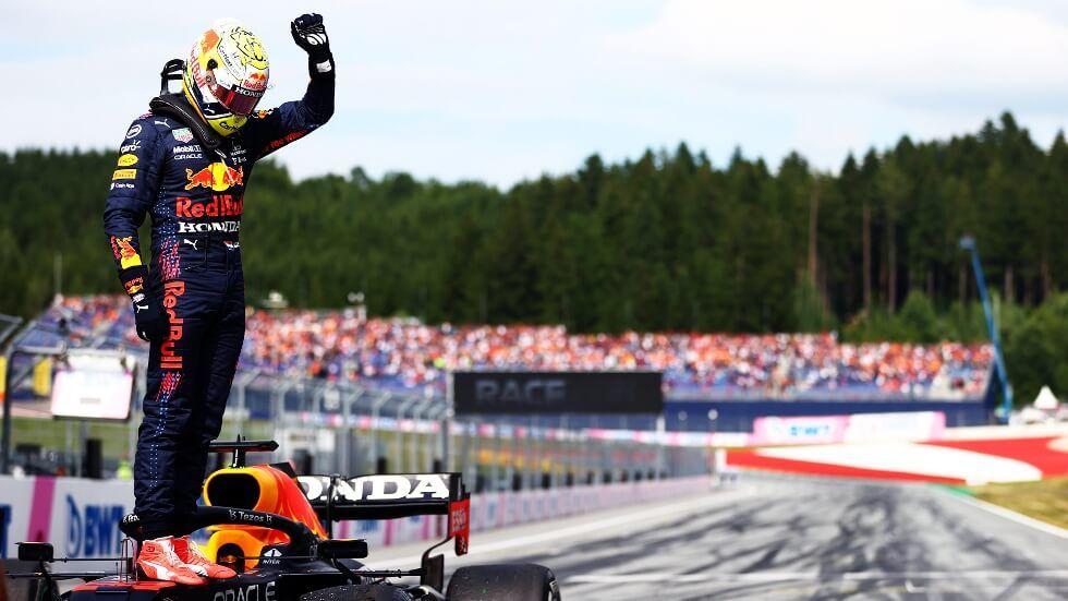 """¡Victoria y primer 'Grand Chelem' de Max Verstappen en el GP de Austria! """"Es increíble"""""""