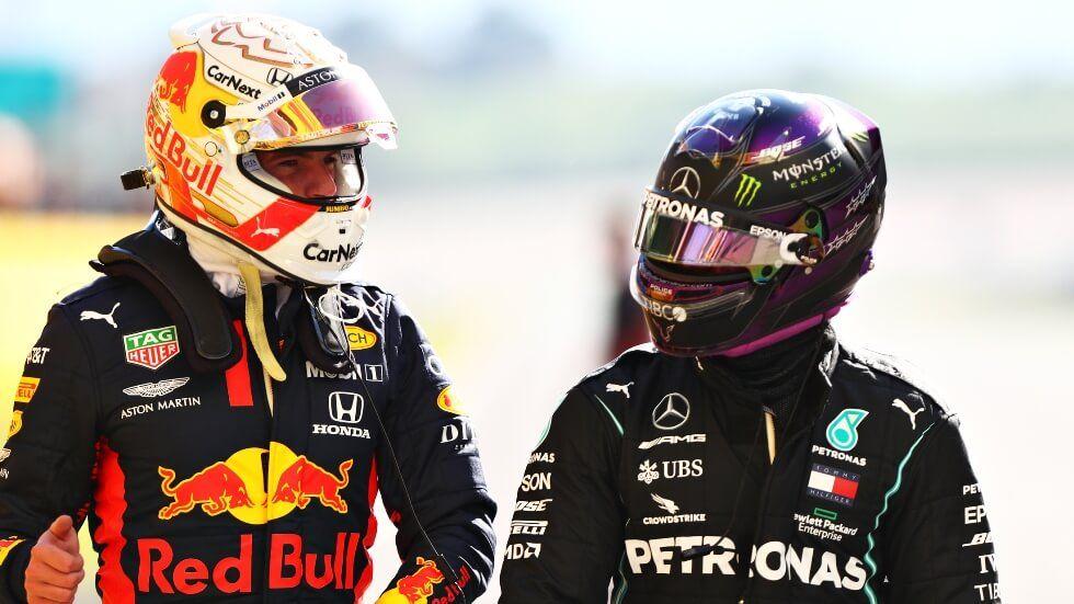 """Martin Brundle se siente """"privilegiado"""" de ver la lucha entre Hamilton y Verstappen"""
