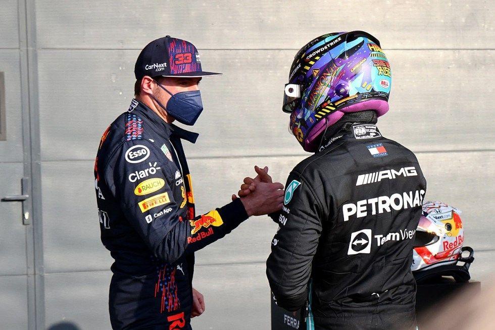 """Helmut Marko: """"Todo era territorio de Mercedes y Hamilton, porque no tenían competencia"""""""