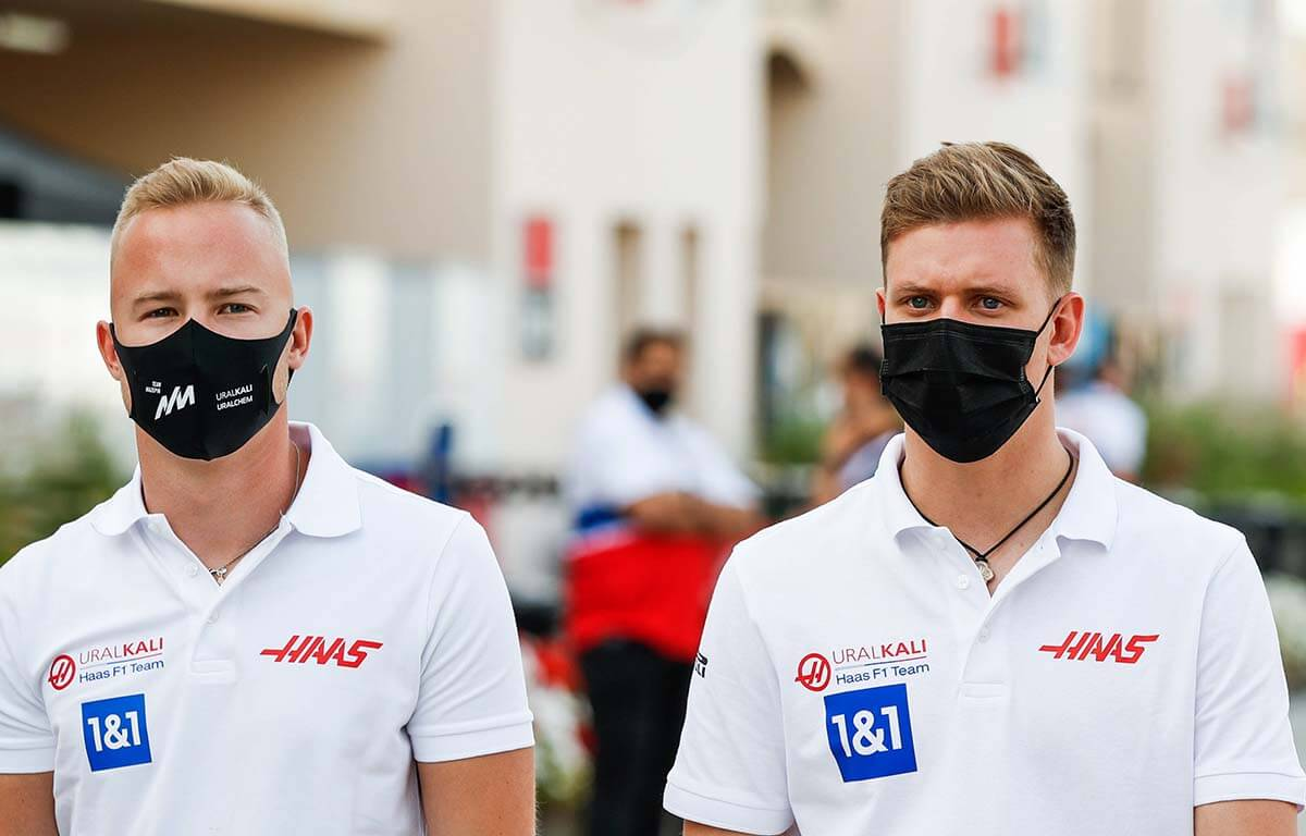 Haas F1 Team confirma a Mick Schumacher y Nikita Mazepin para 2022