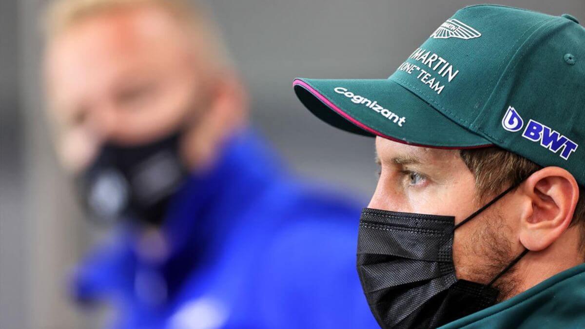 """Sebastian Vettel no está conforme con el calendario de 2022: """"La F1 deja de ser especial con tantas carreras"""""""