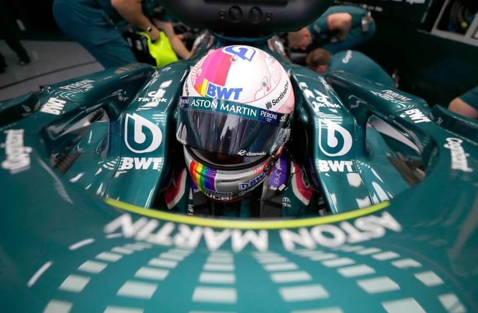 Vettel descalificado del GP de Hungría: Hamilton sube al 2° puesto y Sainz finaliza 3°