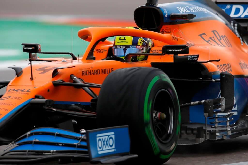 """¡Lando Norris consigue su primera 'pole position' en F1: """"Espero que sea la primera de muchas"""""""