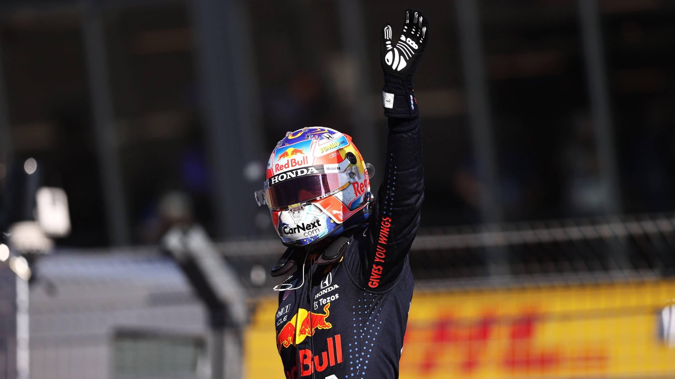 """¡Max Verstappen firma su séptima pole position de la temporada! """"Lo he disfrutado mucho"""""""