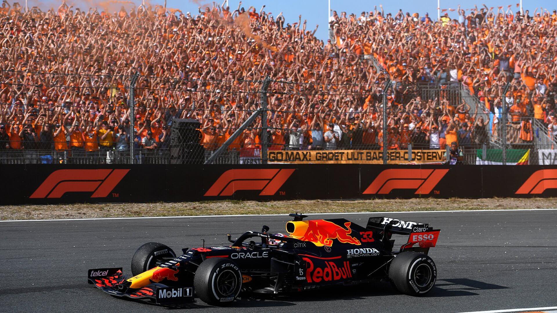 """¡Verstappen gana el GP de los Países Bajos y vuelve a liderar el Mundial de Pilotos! """"Es un día increíble para mí"""""""