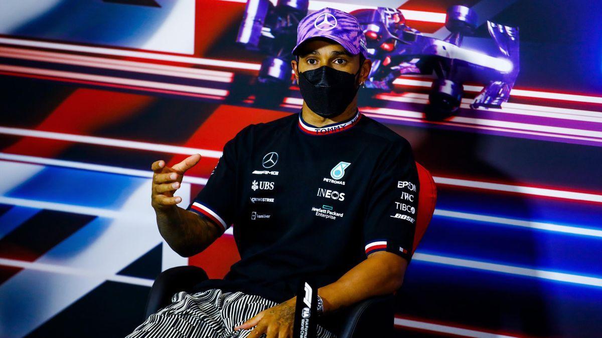 Las últimas carreras serán muy complicadas, puede pasar de todo: Lewis Hamilton