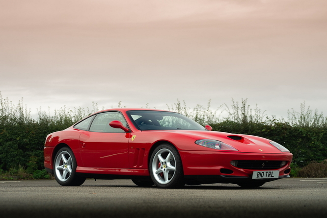 The Ferrari That Richard Hammond Did Not Want To Sell Mondo Auto World Today News