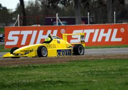 El piloto de San Luis logró su primera pole en FR 2.0