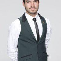 Direto do México: Alfonso Herrera, ex-integrante do RBD, é eleito o ator do ano no méxico pela GQ