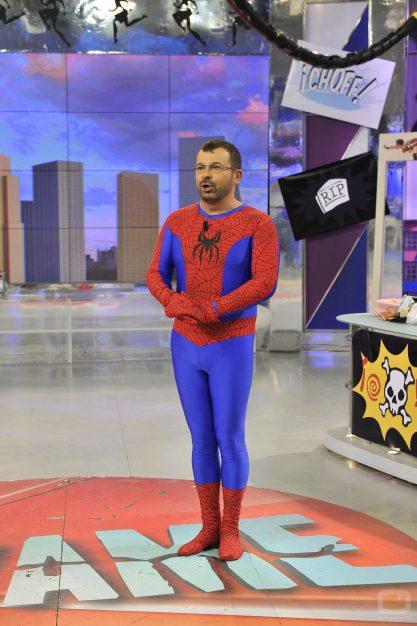 Spidervázquez al rescate.