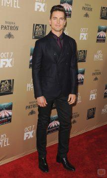 Matt Bomer Posa En La Premiere De 'ahs Hotel' Fotos