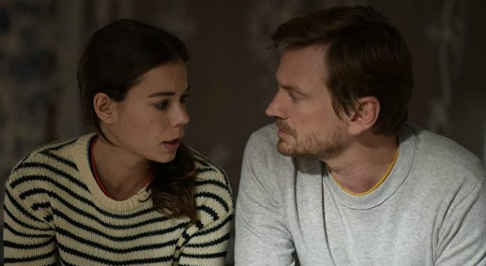 Laia Costa and Guillermo Pfening on the 'Foodie Love'