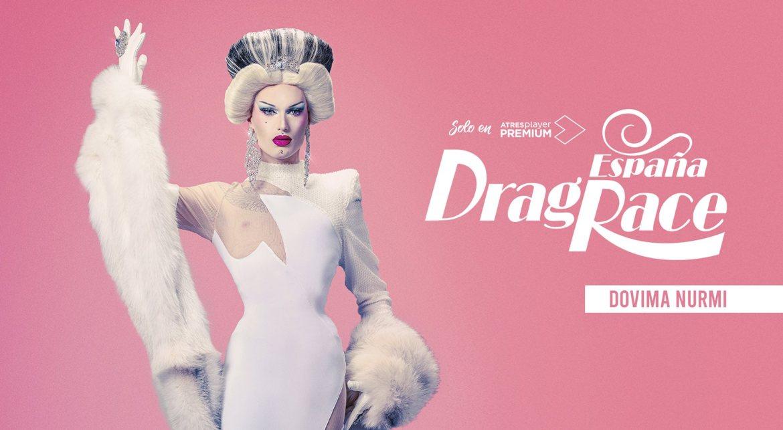 Dovima Nurmi, concursante de 'Drag Race España'