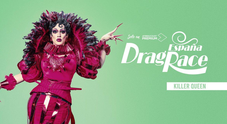 Killer Queen, concursante de 'Drag Race España'