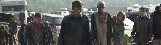 'The Walking Dead', nominada a los TP de Oro 2011